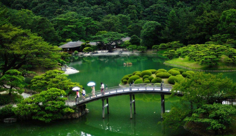 Japanese Garden in LA