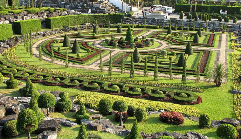 Botanical Garden in Dubai